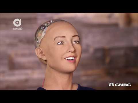IT News - Робот София с гражданством, кредитная карта UBER и 3D принтер для печати еды (31.10.2017)