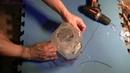 CÁCH LÀM MÁNG ĂN TỰ ĐỘNG CHO CHIM CÚT, GÀ (P2) || Automatic feeding troughs for quail