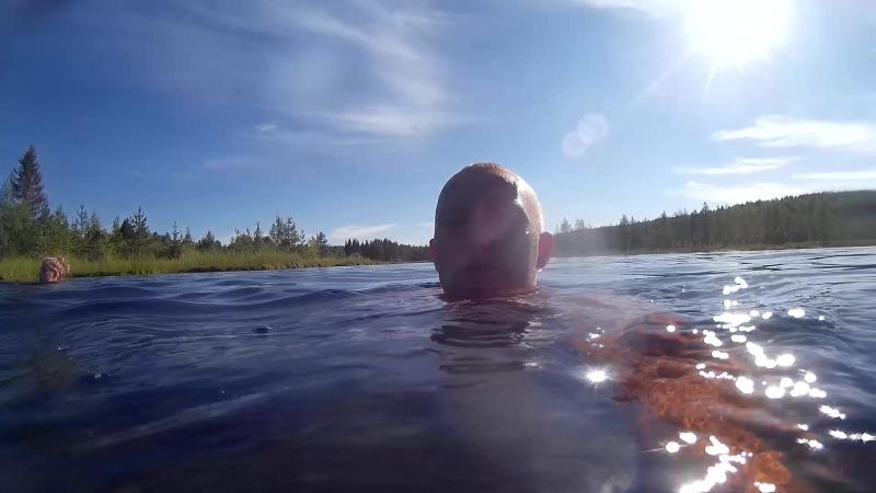 искупнемся вместе в Большом Няводском озере
