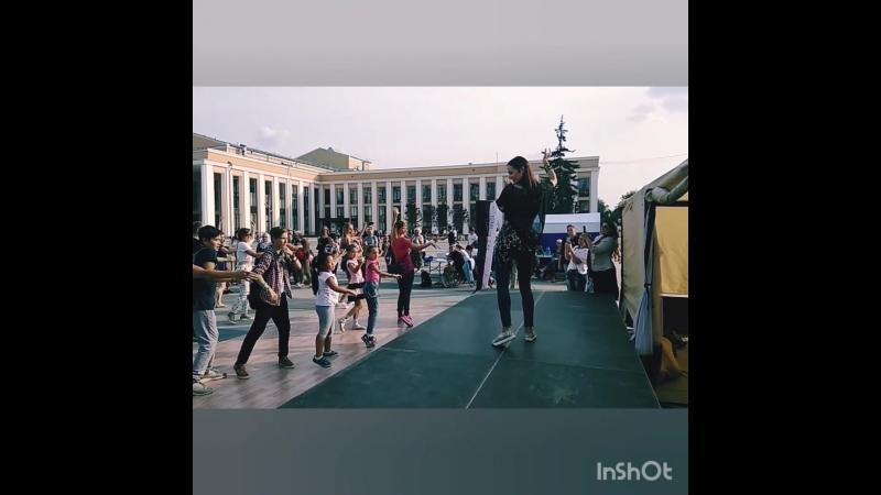 1. Мастер-класс по Belly Dance от Наталии Ерохиной на фестивале ❗ ТЫ В ТАНЦАХ❗