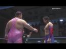 Yoshitatsu vs Yutaka Yoshie AJPW Champion Carnival 2018 Day 13