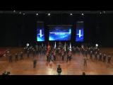 VII Международный военно-музыкальный фестиваль Амурские волны-2018 Оркестр штаба ВВО, АПиП ВВО, РПК ВВО.