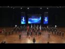 VII Международный военно-музыкальный фестиваль «Амурские волны-2018» Оркестр штаба ВВО, АПиП ВВО, РПК ВВО.