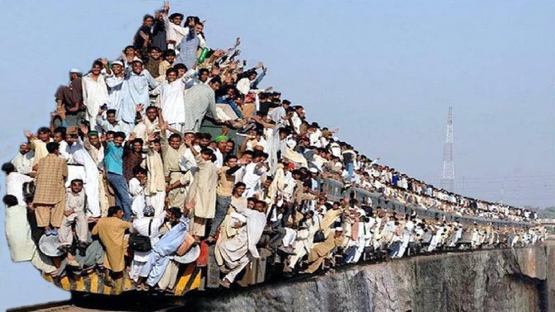As estradas de ferro mais perigosas e extremas do mundo, Compilação viagens de trem incríveis !!