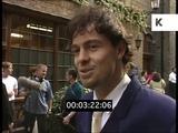 1995 Jason Donovan at Fashion Party