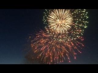 Фестиваль фейерверков в Чебоксарах