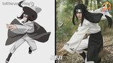 Косплей по персонажам Наруто (Naruto)