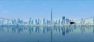 SkyWay technology presentation for Dubai