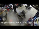 Капитальный ремонт Двигателя Audi A3 1.6 FSI Переборка Восстановление Гарантия