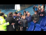 Фанаты Уэнсдей поблагодарили Карлуша за всё, что он сделал для нашего клуба.