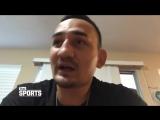 МАКС ХОЛЛОУЭЙ О БОЕ С ХАБИБОМ НУРМАГОМЕДОВЫМ НА UFC 223 ! РЕАКЦИЯ