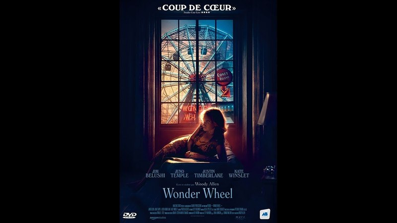 WONDER WHEEL (2017) Regarder HDRiP FR