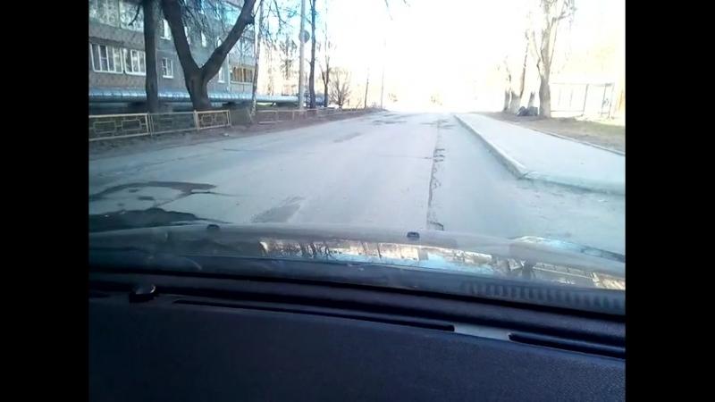 Н.Новгород ул.Берёзовская.