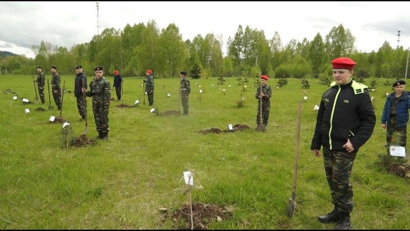 День призывника в Междуреченске