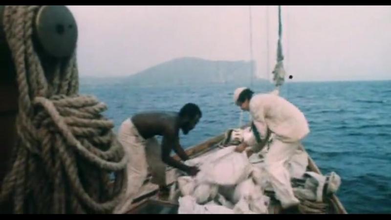 Капитан «Пилигрима».1986