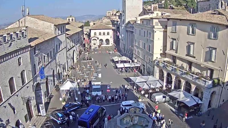 Assisi Live Stream Webcam