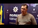 Поранений під час стрілянини в Одесі поліцейський помер у лікарні – поліція