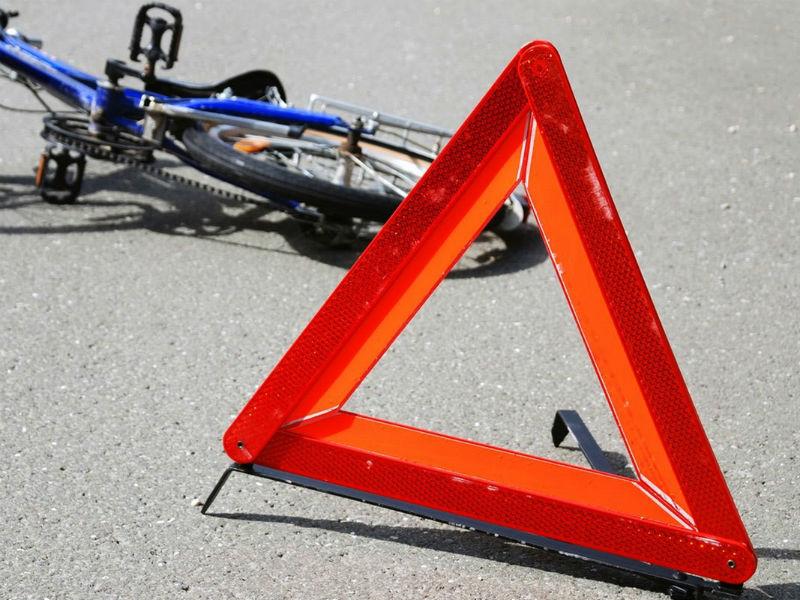 В Луганской области сбили велосипедиста