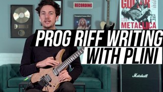 Plini Turns Your Power Chords Into Awesome Prog Riffs!
