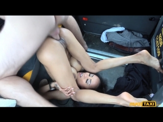 Alyssa Divine Car, Facial, Outdoors, Rimming, Straight, Titfuck
