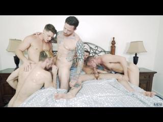 Пашкин КИНОЗАЛ | Gay Cinema Hall - MEN - Gaymates Part 3 - Cliff Jensen, Jacob Peterson, Jay Austin, Jordan Levine, Paul Canon (