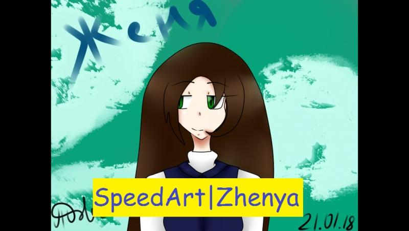 SpeedArt|Zhenya