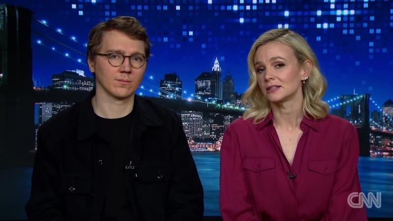 Интервью Кэри и Пола для CNN I 15.10.2018
