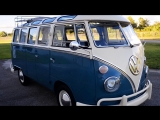 VOLKSWAGEN T1 Bus 23-WINDOW , 1975 года