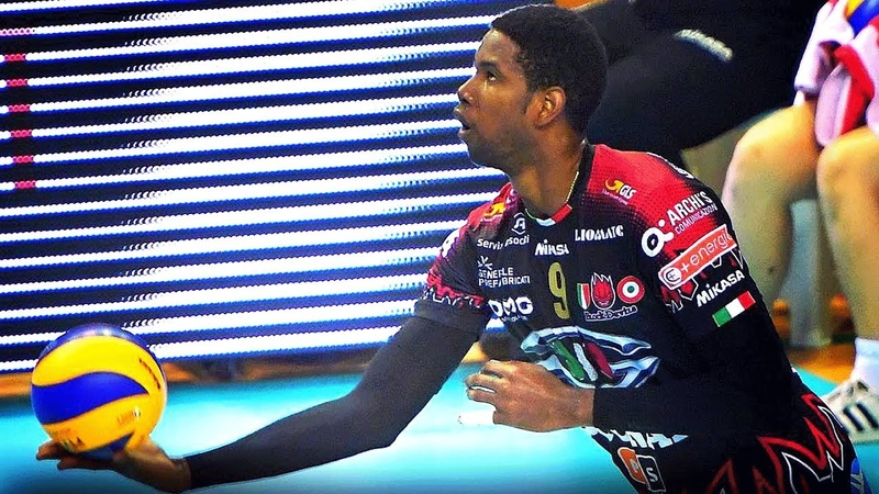 Wilfredo Leon best volleyball players Sir Safety Perugia