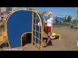 Zlata - Playground Contortion