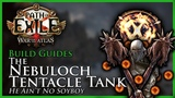 Path of Exile 3.4 Nebuloch Tentacle Tank ft. Consecrated Path - Build Guide