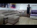 Модульный диван-кровать Дамин распродажа