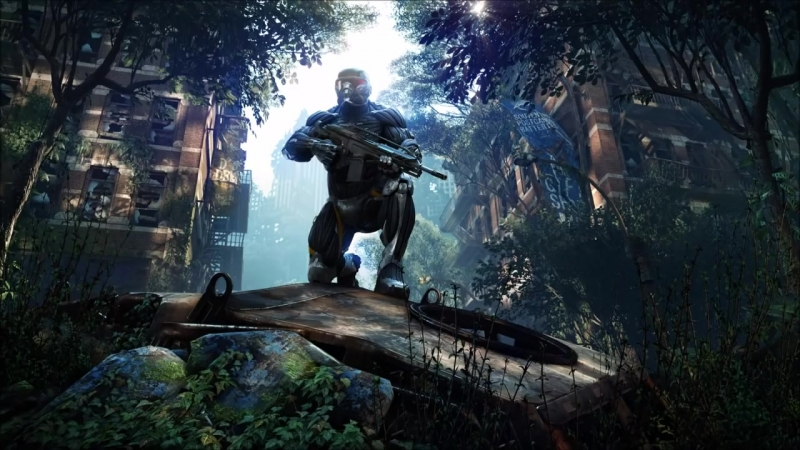 Crysis 3 - Memories (Extended Version) [Claires Death]