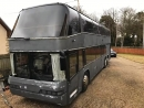 Neoplan Skyliner Motorhome The build commences