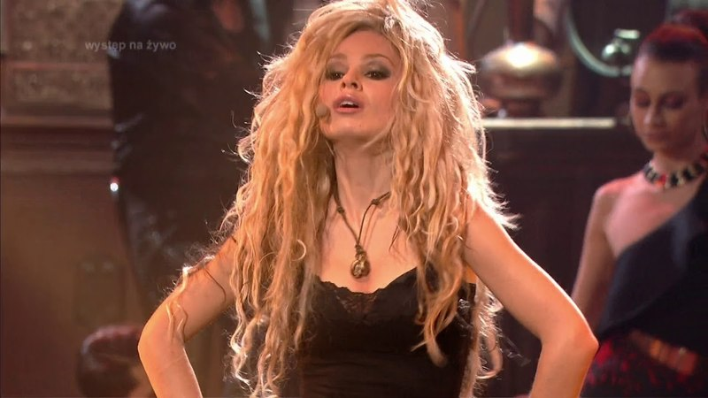 Your Face Sounds Familiar - Natalia Krakowiak as Shakira - Twoja Twarz Brzmi Znajomo