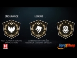 TOM CLANCYS THE DIVISION - NEW SHIELDS CHALLENGES & REWARDS.mp4