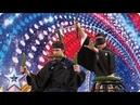 SAMURAI SWORDS AND CUCUMBERS?! | Britain's Got Talent
