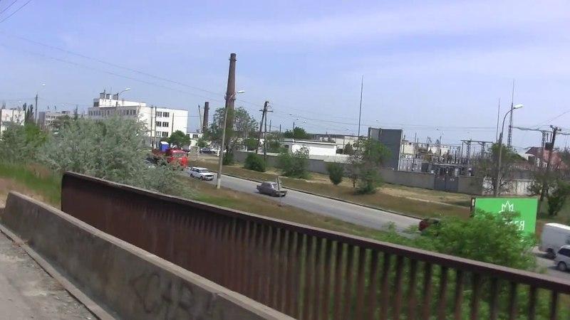 Керчь Старый мост на Будённого выглядит нормально Только хиленький смотреть онлайн без регистрации
