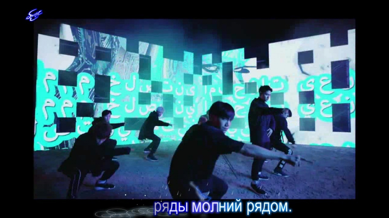 EXO Electric Kiss MV -Short Ver_японский альбом_караоке на русском