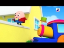 Humpty Dumpty Bob The Train Kindergarten Nursery Rhymes For Toddlers Cartoon For Children