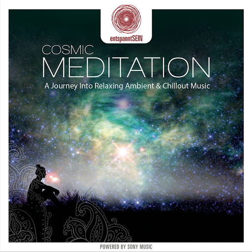 Jens Buchert альбом entspanntSEIN - Cosmic Meditation (A Journey Into Relaxing Ambient & Chillout Music)