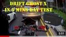 Drift Ghost X Settings: 1080HDRP30 5 Min Day Test