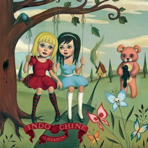 Indochine альбом Alice & June