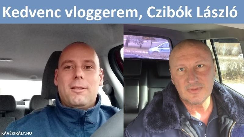 Czibók Laci, a kedvenc vloggerem (YouTube csatorna ajánló)