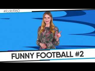 FUNNY FOOTBALL #2 │ Самые смешные моменты в футболе