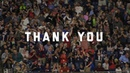 Thank You, Fans: You guys have really been our rock