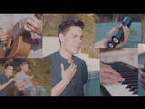 Sam Tsui сделал крутой кавер песни Justin Timberlake ft. Chris Stapleton - Say Something -Cover
