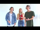 Красивый кавер песни  Ed Sheeran - Perfect COVER BY THE GORENC SIBLINGS