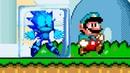 Как Марио может победить Соника в гонках