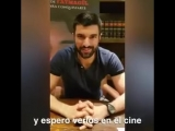#EnginAkyürek - Hello Puerto Rico